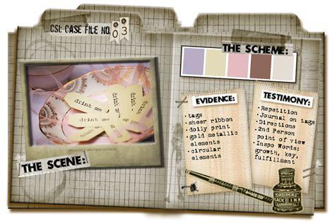 little scraps of magic snap 101 csi case file no 3 is