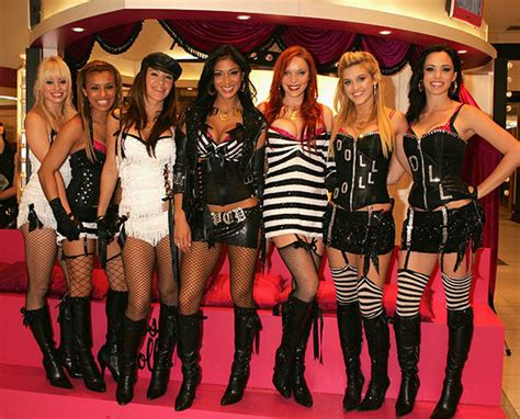 The Pussycat Dolls Want You In Their by Go Dating S Melody Thornton Makes Raunchy
