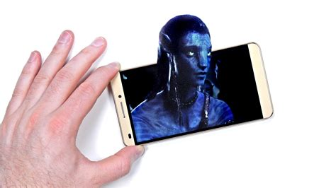 3d phone see 3d without glasses on your phone
