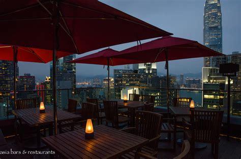 Roof Top Bar Hong Kong by Ce La Vi Hong Kong Rooftop Bar Club Lounge