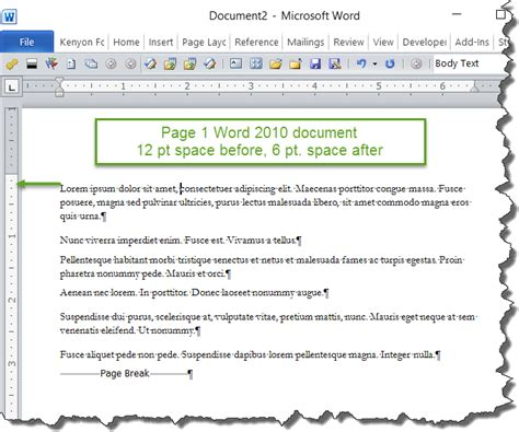 they say i say templates answers how to put a line above text in word 2010 creating