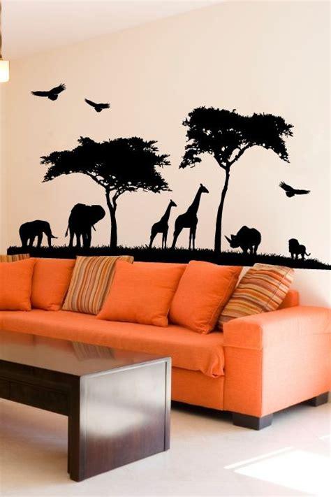 Safari Room Decor by 25 Best Ideas About Bird Wall Decals On Bird