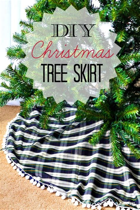 diy tree skirt 21 best diy tree skirt ideas