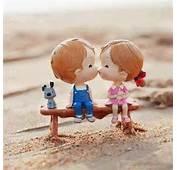 Doll Couple Cute Hug Love