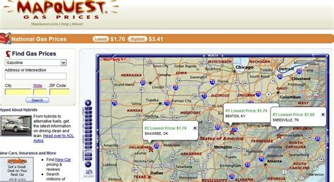 map qyest mapquest canada