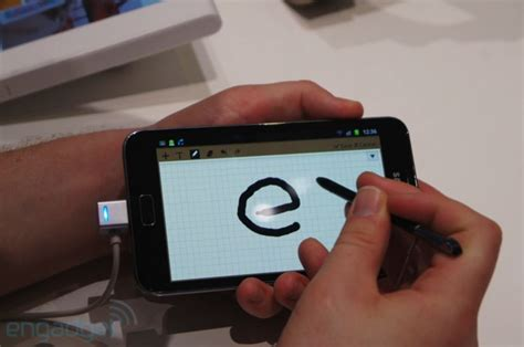 Samsung Kamera Besar samsung galaxy note smartphone dengan layar besar