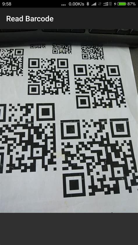 scan barcode android how to make android barcode reader with barcode sdk