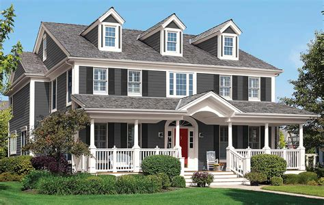 pictures of exterior house paint colors home design