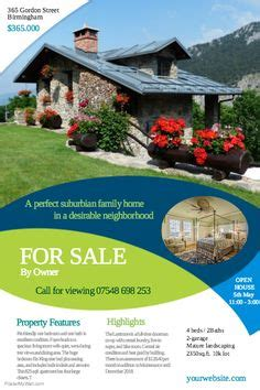 real estate brochure templates free download 10 professional real