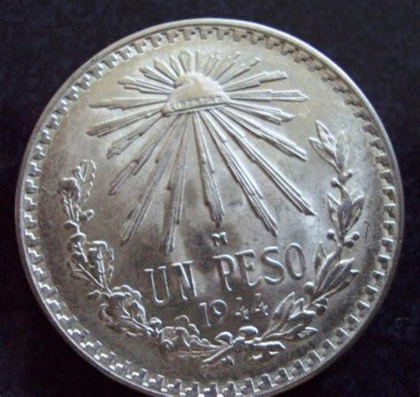 valor de monedas mexicanas antiguas coleccionismo monedas antiguas de plata pura mexicanas