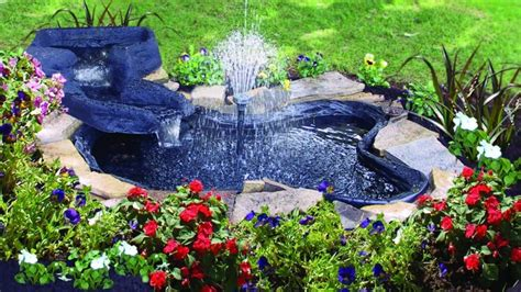 Garden Pond Kits - 37 backyard pond ideas designs pictures