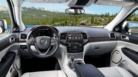 2019 Jeep Grand Interior by 2019 Jeep Grand Jeep Chrysler Dodge Of Ontario