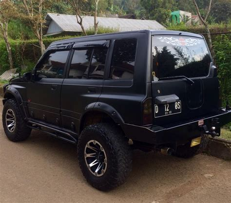Jual Suzuki Vitara Bekas jual vitara jlx 4x4 93 sangat istimewa mobilbekas