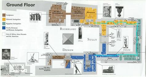 the louvre floor plan 17 best images about renaissance architecture the louvre