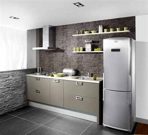 desain dapur kecil multifungsi gambar dapur idaman