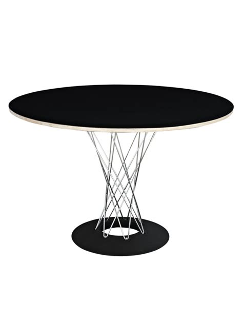 Mexza Set mezza dining table modern furniture brickell collection