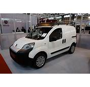 Fiat Fiorino Cargo 2013  3D Car Shows