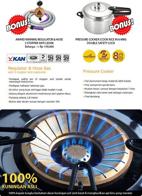 Daftar Kompor Gas Tecstar Hybrid cool magics korset pelangsing lejel home shopping tecstar