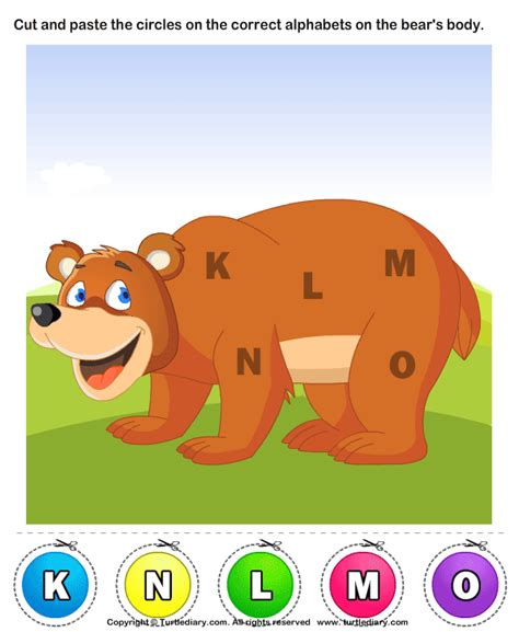 Go Go Cutting And Pasting free printable worksheets cut and paste activities for kindergarten