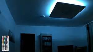 rgb led deckenle indirekte beleuchtung