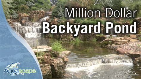 million dollar backyard pond million dollar backyard pond doovi