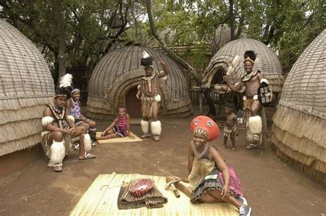 Large Dining Room lesedi cultural village lanseria
