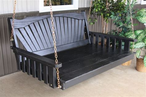 black porch swing 39 best images about porch swing beds on pinterest
