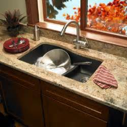 swanstone quls 3322 170 granite large small bowl