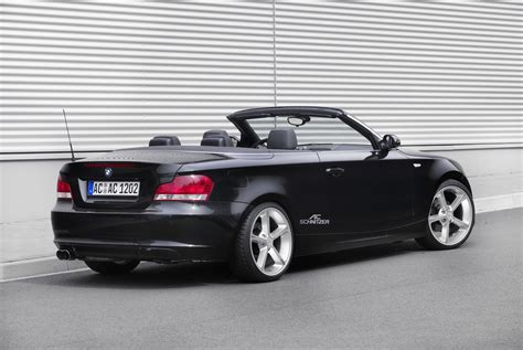 bmw 1 cabriolet ac schnitzer acs1 convertible programm for bmw 1 series cabrio