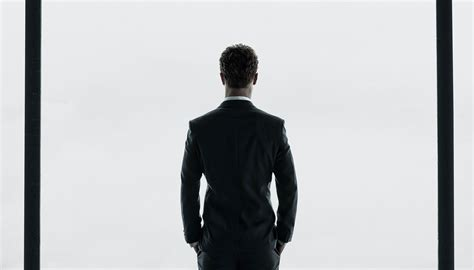 first look at fifty shades of grey leads as film pushed first look fifty shades of grey starring jamie dornan film