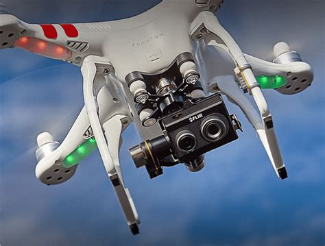 flir duo offers  thermal  visible light imaging   gopro sized camera drone market