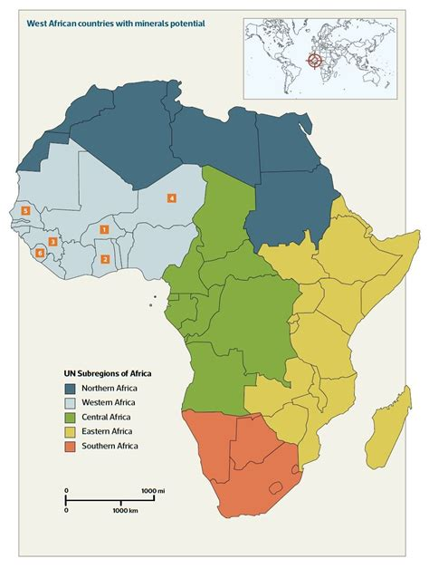 west bank east south africa region snapshot mining in west africa ausimm bulletin