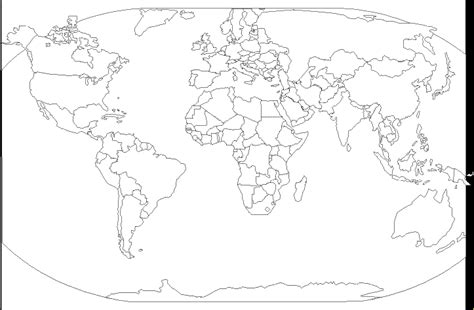america map blackline master free printable blank world map continents l