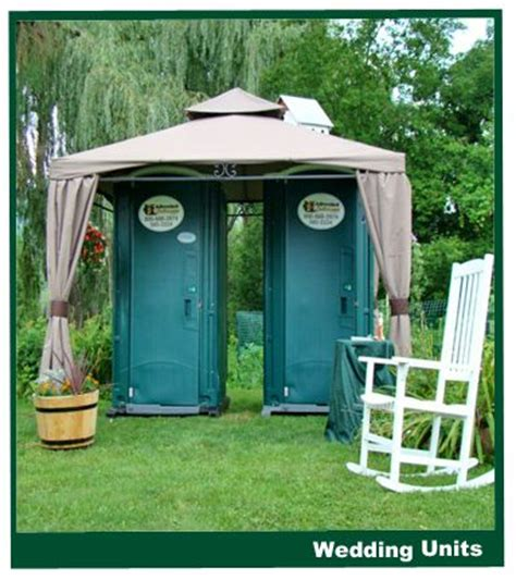 portable bathrooms for weddings 16 best images about porta potty on pinterest rustic