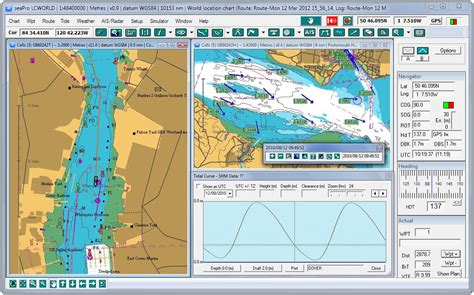Service Engine Light Flashing Seapro Charting And Navigation Software