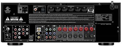 Power Lifier Denon denon surround sound wiring diagram denon get free image