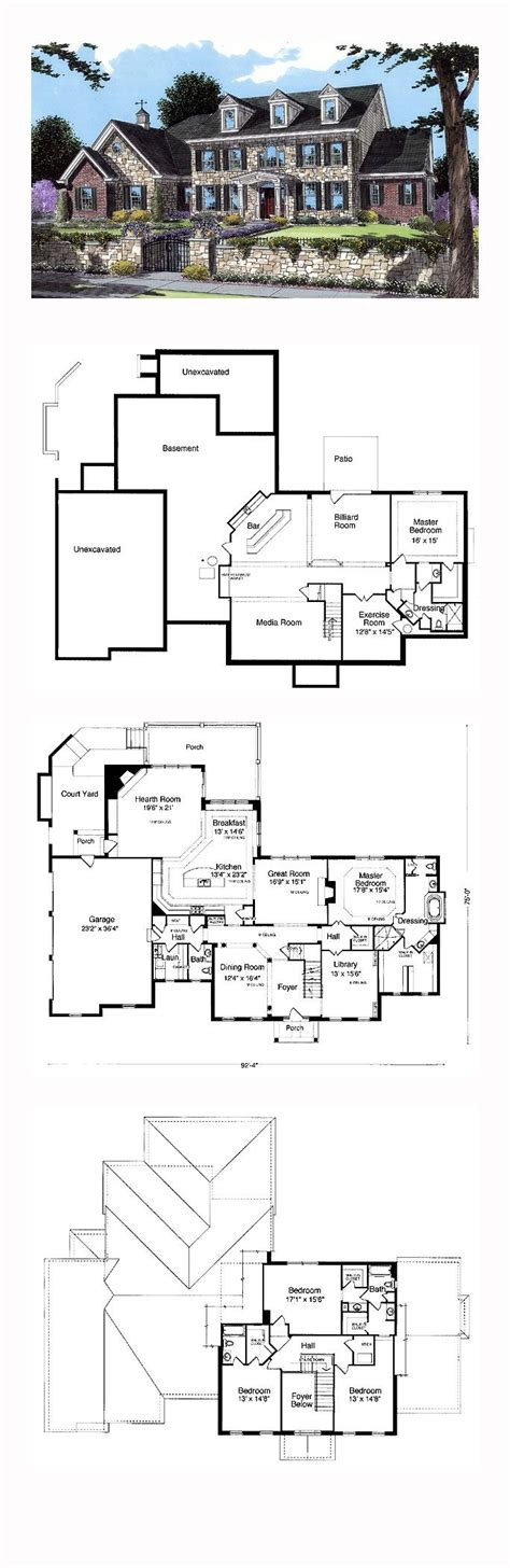 Cool Plans 25 Best Cool House Plans Ideas On Pinterest House
