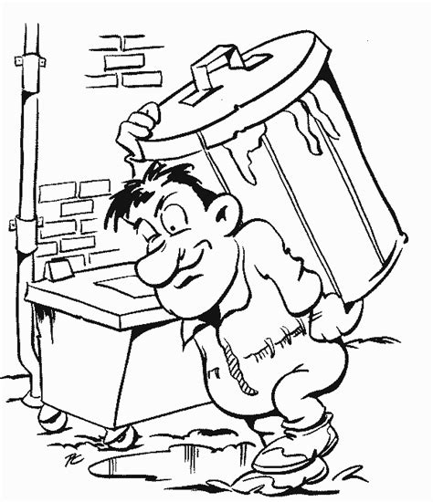 Community Helpers Dentist Coloring Pages Community Coloring Pages