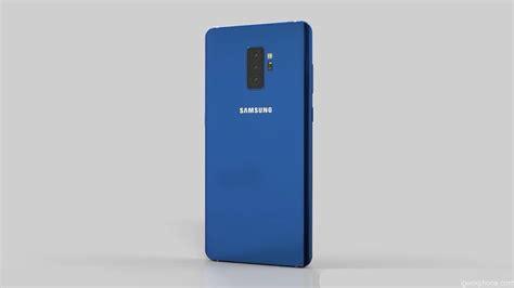 Samsung Galaxy S10 855 by Samsung Galaxy S10 Concept Has Snapdragon 855 Rear Cameras