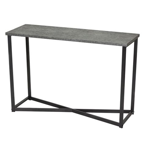 Household Essentials 29 5 In X 15 35 In Slate Faux