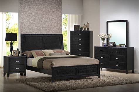 contemporary bedroom furniture sets brooklyn 5 piece queen size bedroom set contemporary