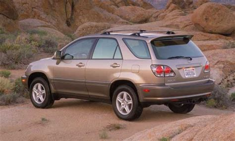 toyota lexus 2002 model bmw x5 vs lexus rx300 100k mile rematch