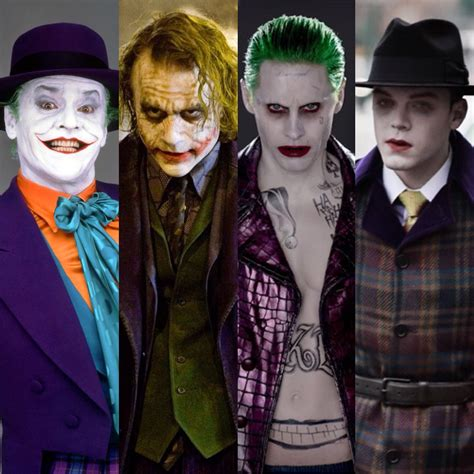 best joker spoiler who do you think the best joker is and who has
