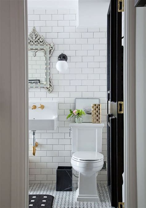 White Subway Tile Bathroom by 34 Bathrooms With White Subway Tile Ideas And Pictures