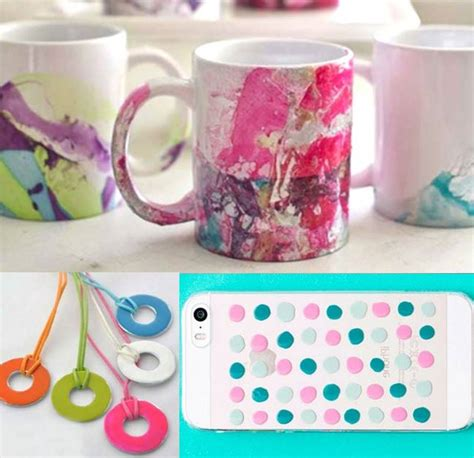 easy cool crafts for cool easy diy crafts find craft ideas