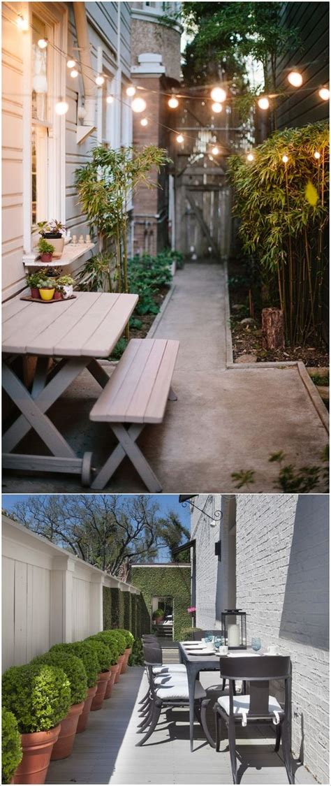 narrow backyard design ideas 10 awesome ideas to design long and narrow outdoor spaces