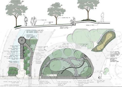 Landscape Architecture Zoning Longfellow Bridge Restoration Landscape Design Harriman