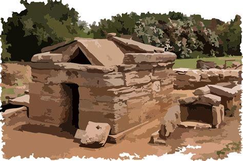 casa etrusca tombe etrusche etruscan corner