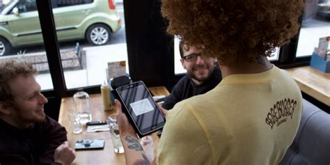 pay at table restaurant the pros and cons of restaurant pay at the table technology