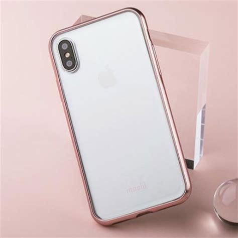 Slim For Iphone 55s Pink moshi vitros iphone x slim pink